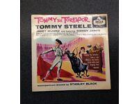 Tommy Steele 7 inch single