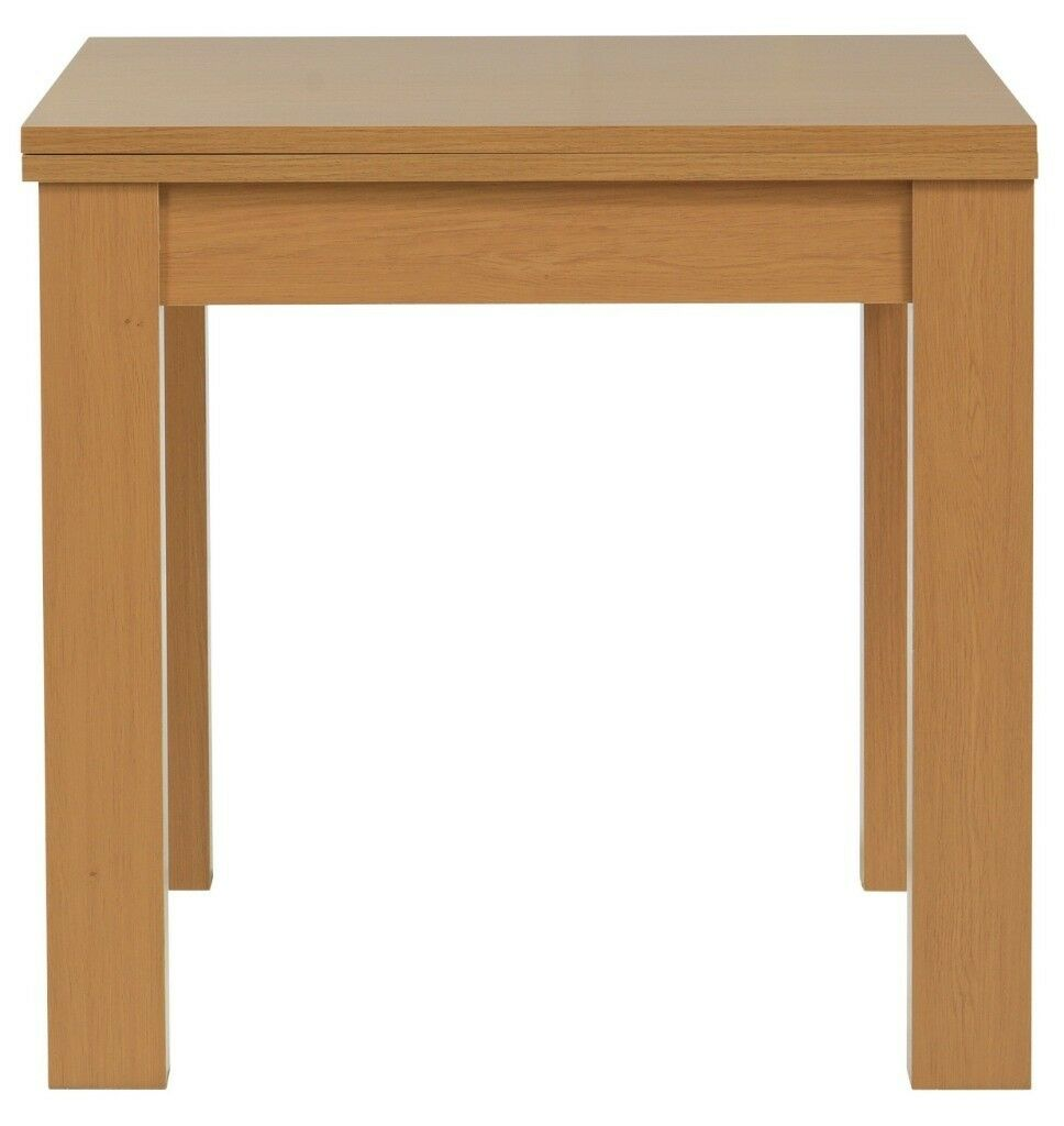 965e1a2848 EX DISPLAY Argos Home Aberford Extendable 2 - 6 Seater Dining Table