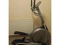 Vision Fitness X1500 Elliptical Cross Trainer Simple Console