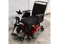 Invacare Pronto M41 power chair electric wheel chair joystick mobility scooter