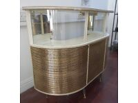 1950s/60s Cocktail bar with working light