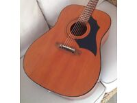 EKO/Kay KD28 Vintage Italian Acoustic Guitar Superb Condition - Can Post