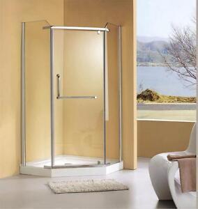 Panneaux douche  avec base