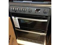 ***NEW Hotpoint 60cm wide gas cooker for SALE with 1 year guarantee***