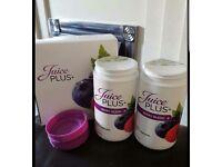 Juice plus berry capsules