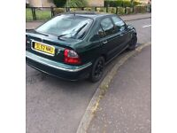 Cheap car for sale : Rover 45 with 10 month MOT