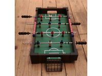 Tabletop football game £4