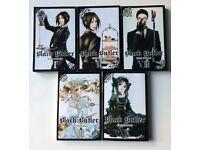 Manga - Black Butler - Yana Toboso