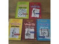 Diary of a Wimpy Kid Childrens Books