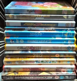 Various Assorted DVDs - Movies, Films and TV series Box Sets