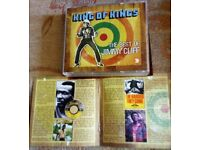 rare jimmy cliff double cd king of kings never been played