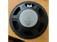 """Marshall 10"""" amplifier amp speakers 16 ohm x2 perfect condtion"""