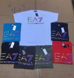 Armani EA7 t shirts