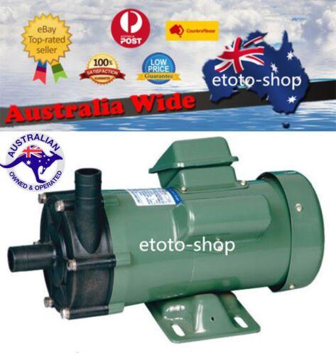 MD-70R Magnetic Drive Water Pump 5160 L/Hr - Food Grade Industrial Pump