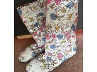 Summer crochet women boots size Euro 38