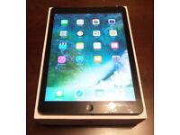 ME898B/A iPad Wi-Fi 128GB SpaceGray Model A1474 iPad4,1 Semi-Unresponsive Screen