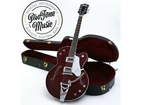 Gretsch G6119T Chet Atkins Tennessean & Gretsch Hard Case