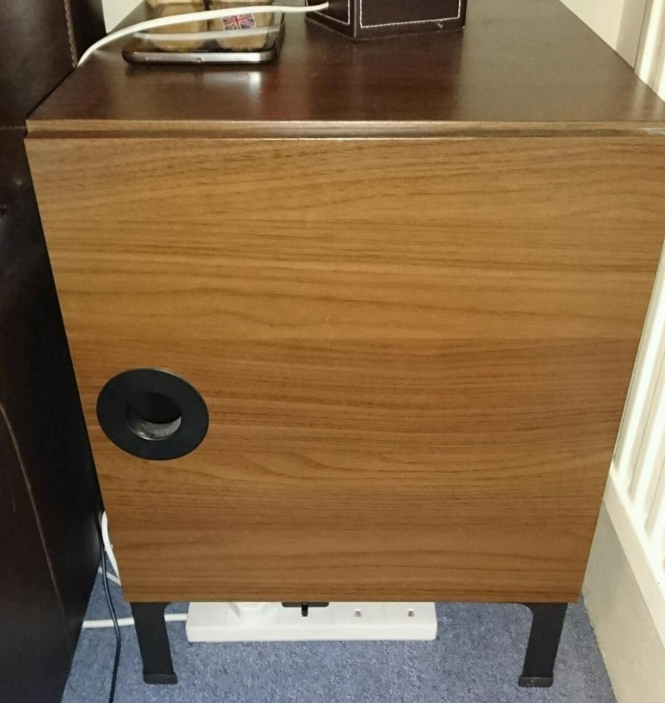 Bedside Cabinet Table 163 50 New Excellent Condition