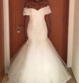 Wedding Dress Custom Made