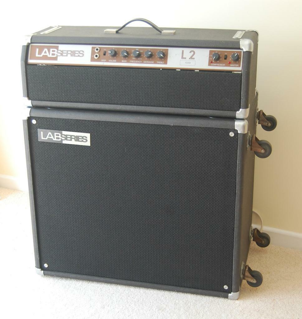 lab series l2 bass amp and cab in polegate east sussex gumtree. Black Bedroom Furniture Sets. Home Design Ideas