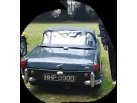 Triump spitfire 1970 model