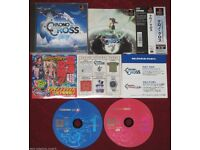 Chrono Cross for Sony PlayStation 1 complete JAP Version