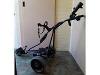Powercaddy Electric Trolley