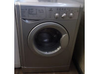 £140 Silver Indesit Washer Dryer – 6 Months Warranty