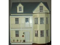 Traditional Dolls House