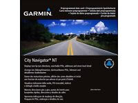 Garmin City Navigator Australia and New Zealand Maps MicroSD/SD Card