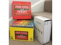 James Bond and only fools and horses box sets