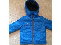 Boys Ted Baker coat aged 18-24 months