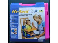Kidskit hi-seat pink