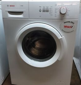 55 Bosch WAB28061 6kg 1400 Spin White A Rated Washing Machine 1 YEAR GUARANTEE FREE DEL N FIT