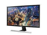"SAMSUNG 28"" 4K Monitor Ultra HD LED"