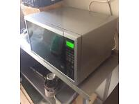 Sharp commercial microwave (great bargain)!!