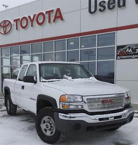 2007 GMC SIERRA 2500HD - $1000 CASH BACK IF PURCHASED BEFORE 5PM