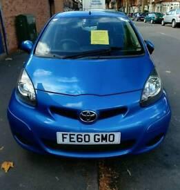Toyota Aygo (2010) 1.0 VVT-Blue 5 DOORS LOW MILEAGE, SMALL FAMILY CAR