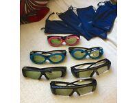 Original Samsung active 3D glasses 25£ each
