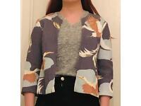 Ladies Vintage Blazer Tops Size8/10