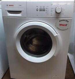 Bosch WAB28061 6kg 1400 Spin White A Rated Washing Machine 1 YEAR GUARANTEE FREE DEL N FIT