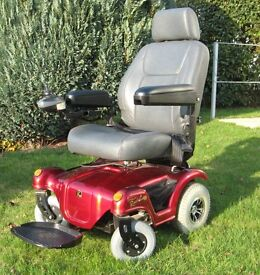Rascal Turnabout Power Wheel Chair