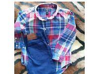 Boys (5yrs)Ralph Lauren Shirt and Jeans