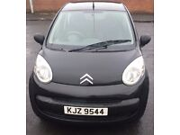 BLACK CITREON C1 - Lowest Insurance Group - Ideal First Car