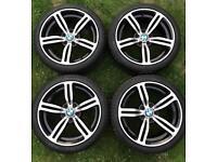 """Bmw alloys wheels 8J ET35 18"""""""