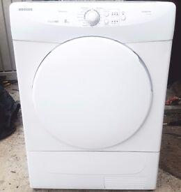 Hoover vision hd 8kg condenser dryer