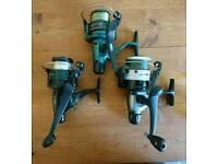 Fishing Reels x3