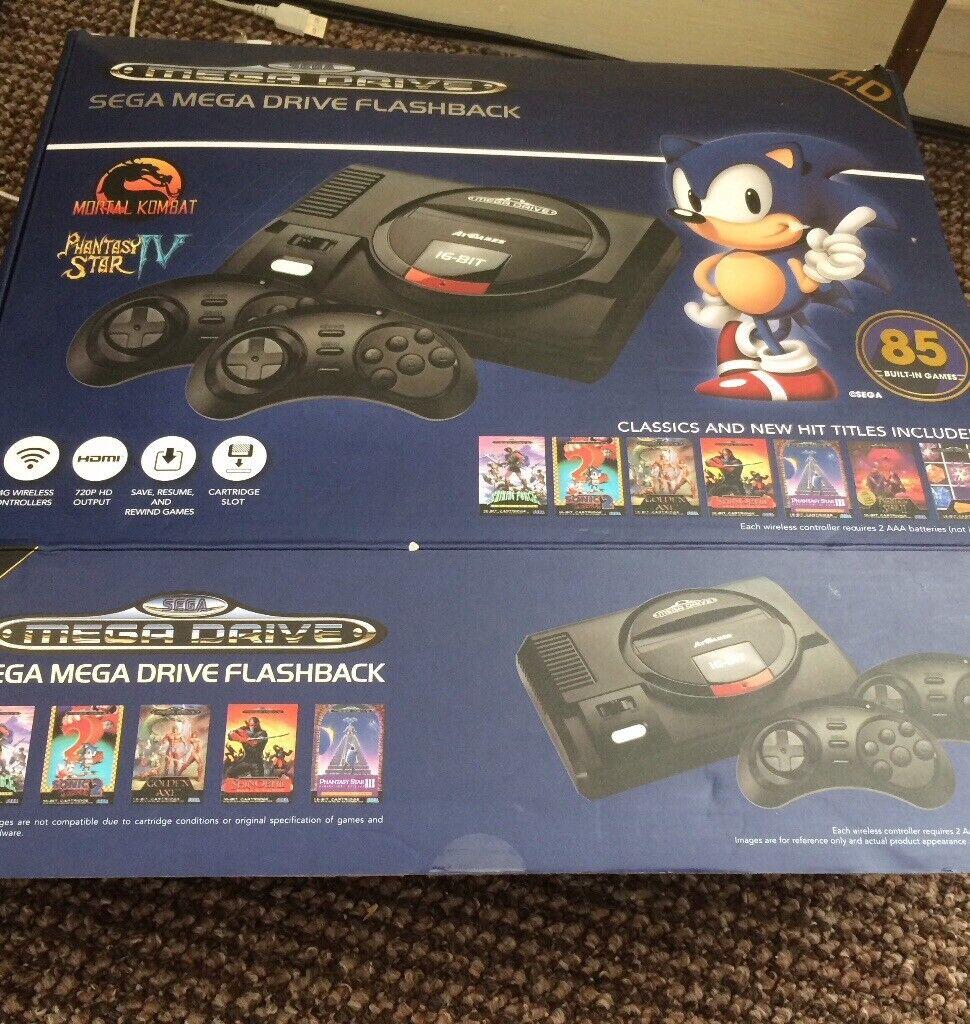 Sega mega drive flashback | in Aberdeen | Gumtree