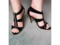 DOROTHY PERKINS SANDALS / SIZE 6 / WORN ONCE