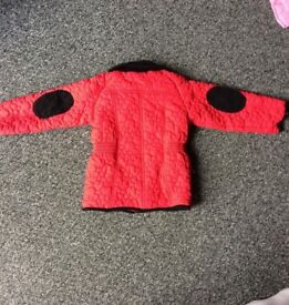 Girls coat 5-6